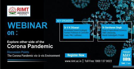 RIMT University Webinar