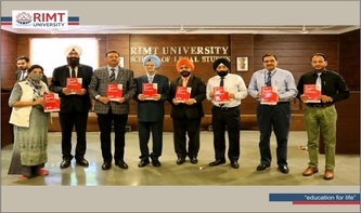 Book Release and Guest Lecture by School of Legal Studies