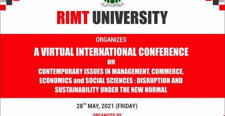 RIMT International Conference