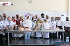 Baking Competition - RIMT University